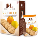 DOLCELIEVE COROLLE BISCOTTI PANDEA 120g