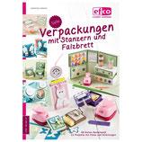 """Bastelheft """"Süße Verpackungen mit Stanzern und Falzbrett"""" - EFCO"""