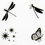 Fairy Bugs - Lavinia Stamps