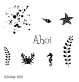 Ahoi #1, Clearstamp - Dini Design
