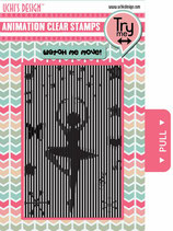 "Clearstamps ""Ballerina"" - Uchi's Design"