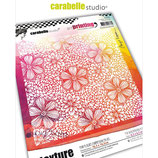 "Art Printing ""Flowery Background"" - Carabelle Studio"