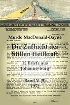 12 Briefe aus der Zuflucht 1952