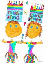 Königspaar Ellerbäh
