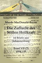 14 Briefe aus der Zuflucht 1954/55