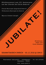 Jubilate! - Ticketing