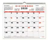Planning Mensual 21x15cm