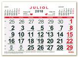Calendari Mensual