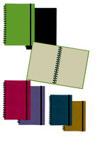 Cuaderno Wire-O