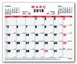 Planning Mensual Espiral