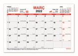 Planning mensual 21x15 Català