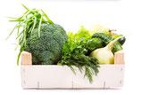 Kleine Salatbox