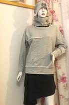 Sweatshirt `MEHRSINN`