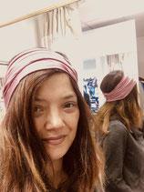 Stirnband/Yoga Haarband
