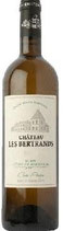 Château les Bertrands, Cuvée Prestige blanc
