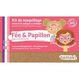 Kit maquillage Namaki fée & papillon