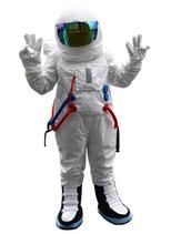 Astronaut Maskottchen