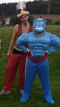 Genie & Aladdin