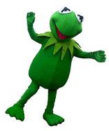 Frosch Maskottchen Kostüm