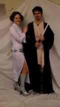 Luc und Leia