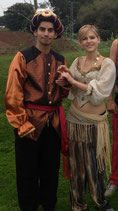 Aladdin & Jasmin