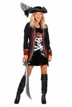 Piratin Totenkopf