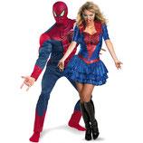 Spiderman/girl