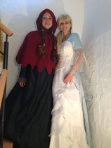 Anna und Elsa (Eiskönigin)