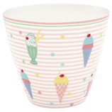 Latte Cup Isa pale pink I Greengate