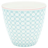 Latte Cup Helle pale blue I Greengate
