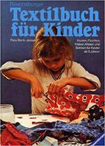 Bank Jensen Thea, Textilbuch für Kinder