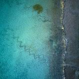 Fotoleinwand RAPPERSWIL - STAIRCASE | Quadratisch