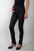 NICOLE Zip black leo, L38