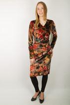 DRESS Velvet autumn