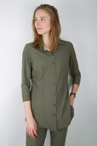BLOUSE Travel khaki