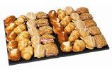 Mini Sandwich Platte 40 Stück für 10 Personen