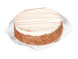 Kirschrahm Torte