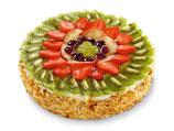 Früchte Torte