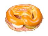 Laugenbrezel Sandwich