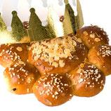 3 Königskuchen mit Sultanien