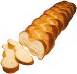 Butterzopf 1 kg lang
