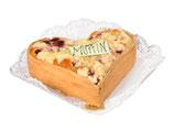 Muffinherz Torte