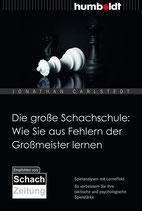 """Buch """"Die große Schachschule: Wie Sie aus den Fehlern der Großmeister lernen"""""""