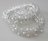 Drahtring mit Perlen
