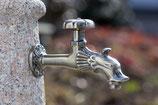 Wasserauslauf