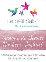 Masque de Bauté HIMBEER-JOGHURT
