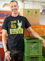 Shanty Killers Keerls-T-Shirt Shirt Spiekeroog Rockt 2016