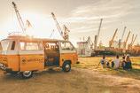 Urbanes, maritimes Teamevent bis 22 Personen