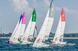 Sportsegelboote J 70 – Mini-Regatta / Flottillen-Segeln bis 50 Personen