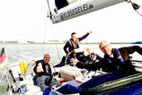 Modernes Yacht-Event als aktives Teamevent, Teambuilding Teamentwicklung, Teamboosting oder Incentive